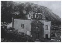 Santuario MM.SS. del Romitello anni 30  - Borgetto (6475 clic)