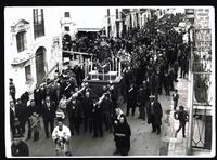 Processione dell'Immacolata 8 Dicembre 1969   - Borgetto (6535 clic)
