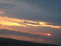 ROMITELLO, TRAMONTO.  - Borgetto (4509 clic)