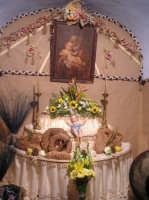 Mense di San Giuseppe, Altare  - Borgetto (10438 clic)