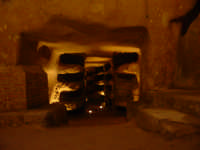 interno catacombe di s.Lucia  - Siracusa (1401 clic)