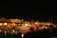 notturna sul porto grande  - Siracusa (2268 clic)