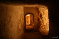 cunicoli interni del castello eurialo  - Siracusa (2585 clic)