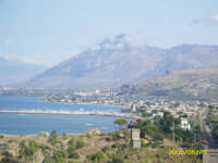 panoramica dal belvedere  - Termini imerese (2048 clic)