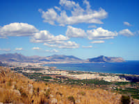 golfo di palermo visto da monte giancaldo-bagheria  - Bagheria (17656 clic)