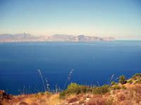 splendida veduta da monte catalfano sul golfo di palermo BAGHERIA gaetano di stefano