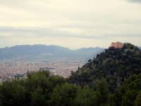 castello utveggio sopra monte pellegrino PALERMO gaetano di stefano