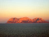 monte gallo al tramonto PALERMO gaetano di stefano