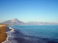 monte s.calogero dalla spiaggia di lascari  - Lascari (9139 clic)