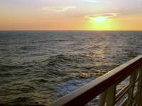 tramonto a largo di palermo PALERMO gaetano di stefano