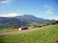 la splendida rocca busambra 1600 mt.  - Godrano (4466 clic)