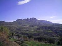panorama sul monte cane (1257 mt.)  - Casteldaccia (3130 clic)