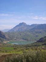 monte s.calogero(1326 mt.)e lago rosamarina  - Trabia (3406 clic)