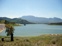 lago di scanzano e rocca busambra  - Marineo (14150 clic)