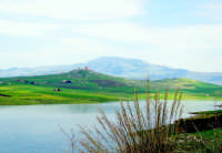lago di prizzi e rocca busambra  - Prizzi (4999 clic)