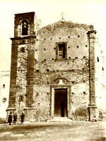 1935 chiesa madre  - Calamonaci (4863 clic)