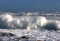 Mare dopo il temporale  - Marina di modica (4077 clic)