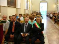 23 /09/07 UN MOMENTO DELLA MESSA MADONNA DELLE GRAZIE FOTO: CARMELO DI MARCO  - Catenanuova (4011 clic)