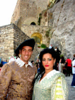 LA DAMA DEL CASTELLO 2007 DI SPERLINGA