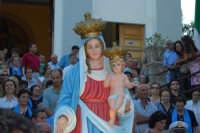 Festa Maria SS di Portosalvo, sabato 2 agosto 2008, processione a mare  - Santa teresa di riva (3042 clic)