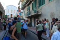 Festa Maria SS di Portosalvo, sabato 2 agosto 2008, processione a mare  - Santa teresa di riva (2639 clic)