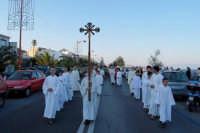 Festa Maria SS di Portosalvo, sabato 2 agosto 2008, processione a mare  - Santa teresa di riva (2551 clic)