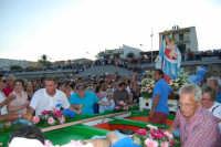 Festa Maria SS di Portosalvo, sabato 2 agosto 2008, processione a mare  - Santa teresa di riva (3131 clic)