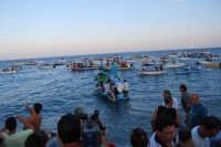 Festa Maria SS di Portosalvo, sabato 2 agosto 2008, processione a mare  - Santa teresa di riva (3021 clic)