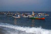 Festa Maria SS di Portosalvo, sabato 2 agosto 2008, processione a mare  - Santa teresa di riva (3129 clic)