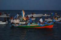 Festa Maria SS di Portosalvo, sabato 2 agosto 2008, processione a mare  - Santa teresa di riva (3433 clic)