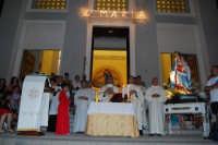 Festa Maria SS di Portosalvo, sabato 2 agosto 2008, processione a mare  - Santa teresa di riva (3073 clic)