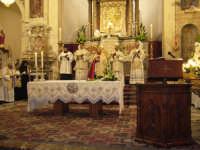 Festa della Vara 2007 - Vigilia 11 Agosto 2007 - Un momento dei vespri solenni  - Fiumedinisi (2690 clic)