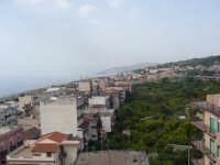 Panorama di Alì Terme e Nizza di Sicilia con sullo sfondo capo Sant'Alessio  - Alì terme (9619 clic)