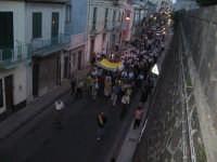Corpus Domini 2007 - La processione in via Francesco Crispi  - Alì terme (6610 clic)