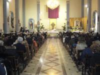 Giovedì Santo 2007. La chiesa gremita di fedeli.  - Alì terme (3867 clic)