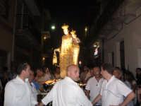 Festa Madonna Del Carmelo 2007 - Un momento della processione  - Santa teresa di riva (6435 clic)