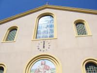 Domenica delle palme 2007. Esterno della chiesa parrocchiale di San Rocco.  - Alì terme (3939 clic)