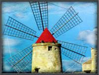 Mulino a vento  - Trapani (3103 clic)