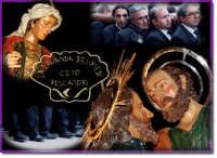 Foto premiata al Primo Posto nel Concorso Fotografico sulla Processione dei Misteri di Trapani organizzato dalla AGIM  - Trapani (3078 clic)