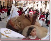 Foto premiata al Primo Posto nel Concorso Fotografico sulla Processione dei Misteri di Trapani organizzato dalla AGIM  - Trapani (2687 clic)