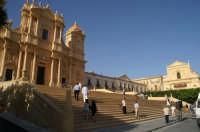 Inaugurazione Cattedrale di Noto. 18 giugno 2007.  - Noto (1813 clic)