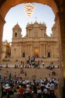 Inaugurazione Cattedrale di Noto. 18 giugno 2007. Prove del concerto.  - Noto (2212 clic)