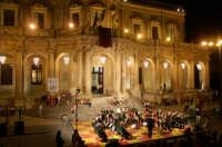 Inaugurazione Cattedrale di Noto. 18 giugno 2007. Il concerto serale dell'Italian Brass Sound  - Noto (2224 clic)