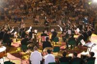 Inaugurazione Cattedrale di Noto. 18 giugno 2007. Un momento del concerto serale  - Noto (2107 clic)