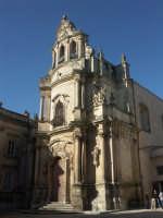 Ragusa Ibla - Chiesa San Giuseppe  - Ragusa (4545 clic)
