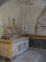 Cripta della chiesa di San Giovanni  - Chiaramonte gulfi (2295 clic)