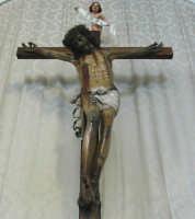 Crocefisso di Fra Umile da Petralia, Chiesa Santa Maria di Gesù  - Chiaramonte gulfi (5602 clic)