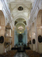 Interno della chiesa di San Giovanni  - Chiaramonte gulfi (2822 clic)