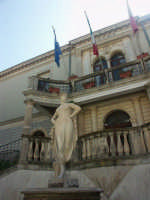 Palazzo Comunale CHIARAMONTE GULFI SALVATORE BRANCATI