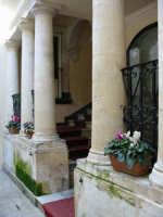 Palazzo Montesano, interno.  - Chiaramonte gulfi (2215 clic)